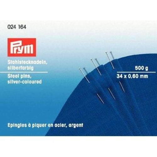 H & T Steel Pins Extra Fine 500gm Box (024164)