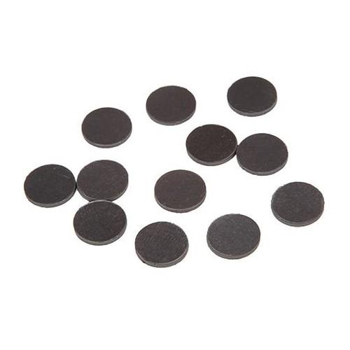2 x Magnets Round 0.5 Inch 1(1036M)