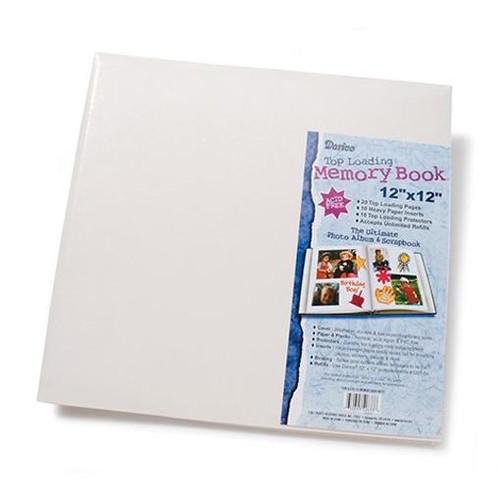 Memory Book 12 x 12 Inch Pearl (1201-55)