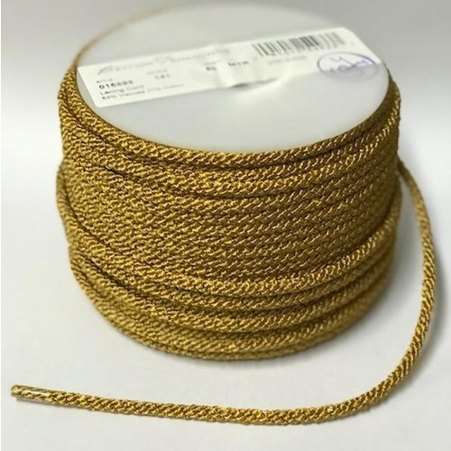 (15699) Lacing Cord Narrow Rayon 4mm x 50m