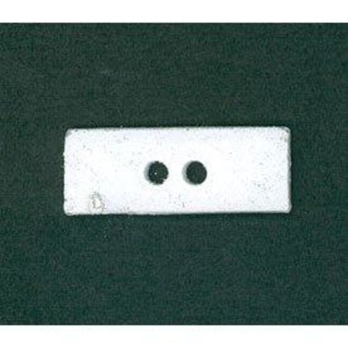 10mm Lead Weights 35mm x Oblong 200/ Bag (18048)