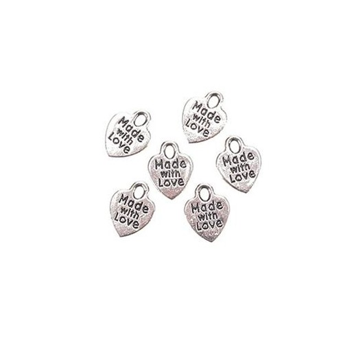 75 x Charms Made With Love Nickel (1975-77)