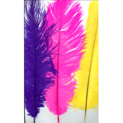 Chick Feathers Small 10 Per Bag (2023)(Yellow)