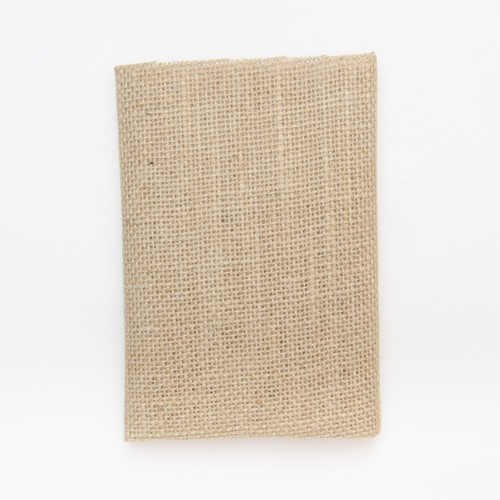 (2129-186) - A4 Fusible Fabric - Natural Hemp