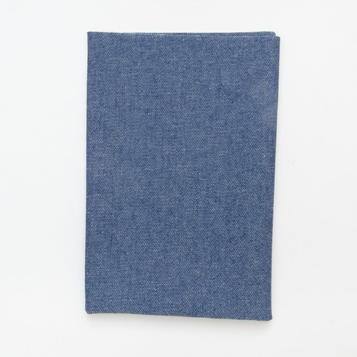 (2129-194) - A4 Fusible Fabric - Denim
