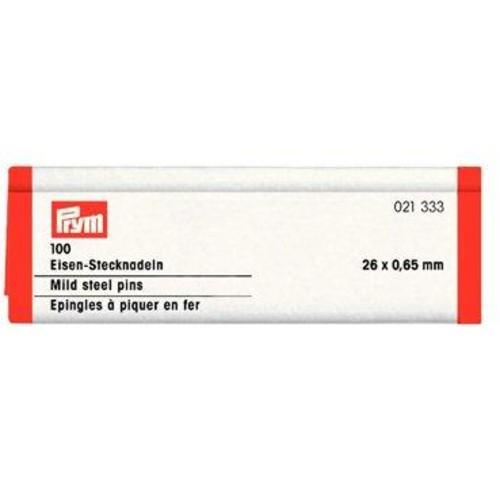 Mild Steel 26mm Pins 100 Piece Envelope 0(21333)