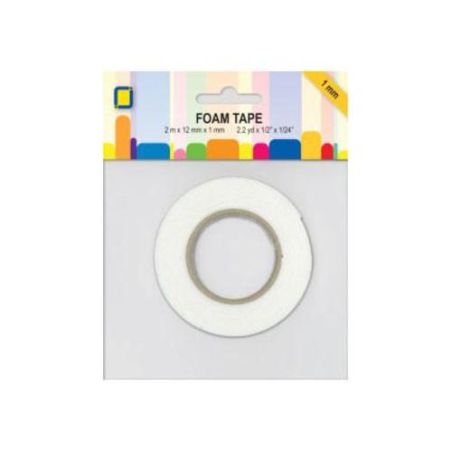 12mm Foam Tape 1mm x x 2m (3.3010)