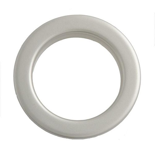 (302)1 InHome Curtain Tape Eyelet Rings (Gun Metal)