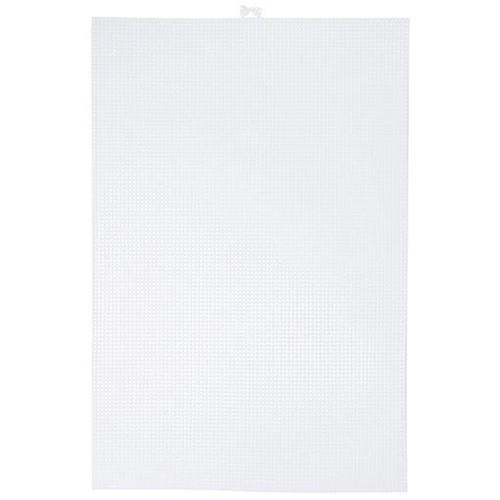 Plastic Canvas Ultra Stiff 12 x 18 7 Mesh 12 Sheet Pack (33106)