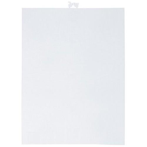 2 x Plastic Canvas 8 x 11 Inch 14 Hole 14 Mesh 1(33275-1)