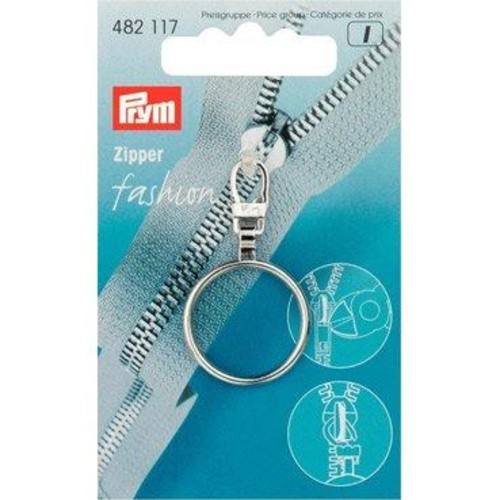 Fashion Zipper Puller Ring (482117)
