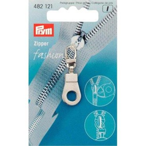 Fashion Zipper Puller Eyelet (482121)