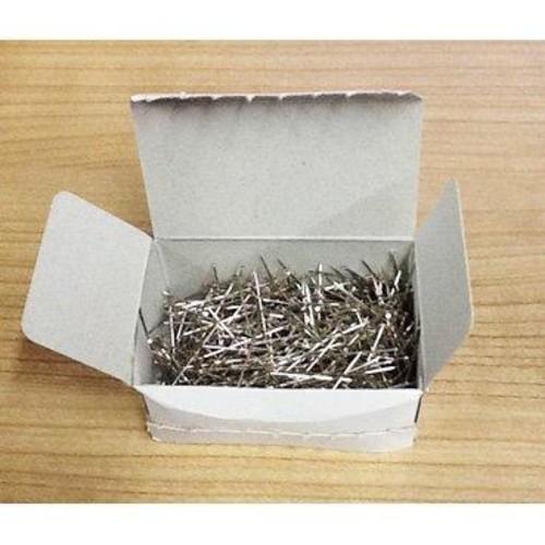 Mild Steel Straight Household Pins 50g Box (5012)