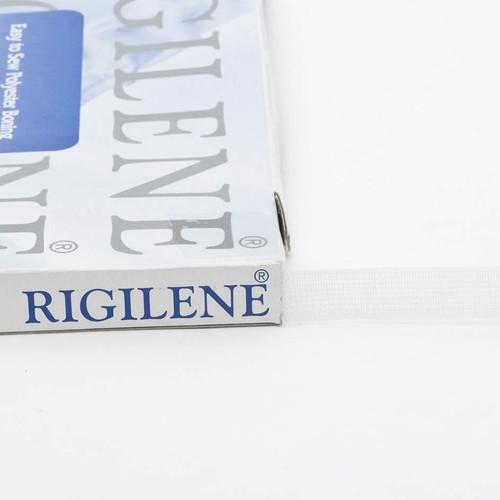 12mm Rigilene Polyester Boning Trans x 40m (530512)