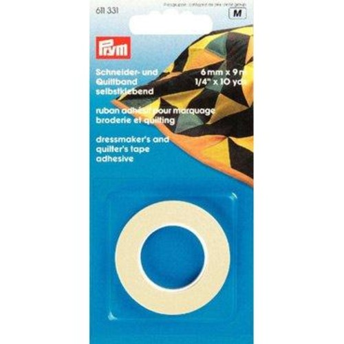 Dressmaker's & Quilter's Adhesive Tape (611331)