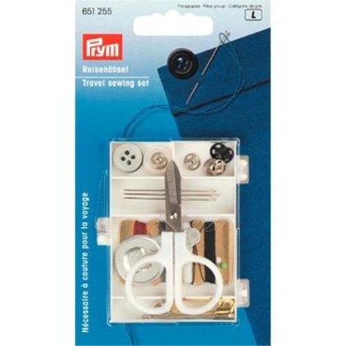 Bon Voyage Sewing Kit 18 Piece Carded Box (651255)