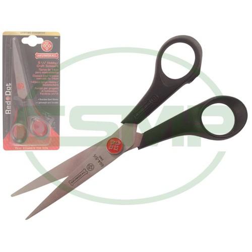 Mundial Multi Purpose 5.5 Inch Craft Scissors (664B)