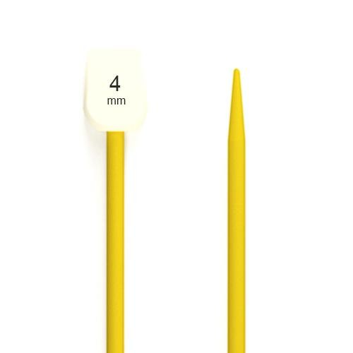 Childrens Knitting Pins 4.00mm 10 Pair Pack (78791) (formerly CKP)