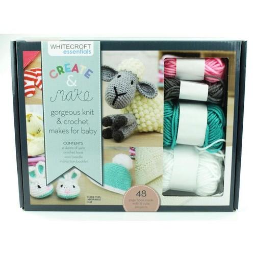 Create & Make Knit & Crochet Kit (79441KIT)