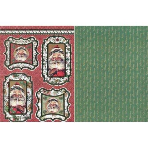 Toppers Santa's List 2 A4 Set (AC190)