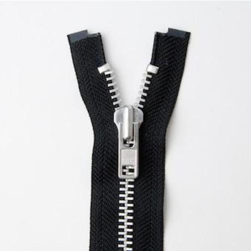Heavy Duty Metal Open End 56cm Zip Fastener (AO8622)