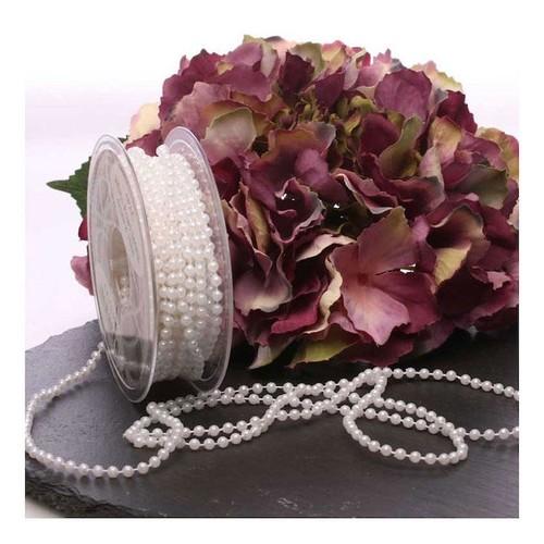 4mm White Pearls/Bead String 10m (AP-CCA2190)