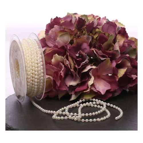 4mm Ivory Pearls/Bead String 10m (AP-CCA2193)