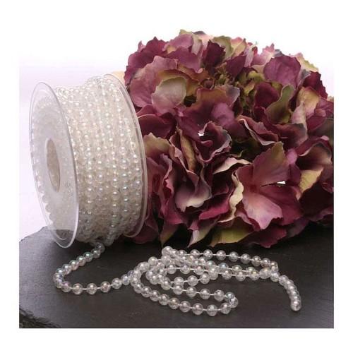 6mm Iridescent Pearls/Bead String 10m (AP-CCA2197)