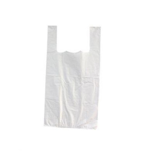 Superior White Carrier Bags 11 Inchx17 Inchx21 Inch (AP-VC9921)