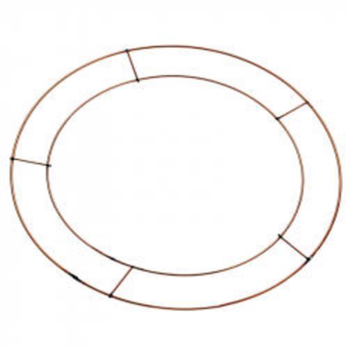 12 Inch Flat Wreath Frames/Rings x 20 (AP-WR5002)