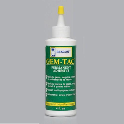 Beacon Adhesives - Gem-Tac - 115ml 4oz
