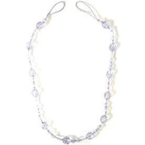 Beaded Tieback Lilac (BTBL)
