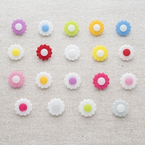 (C5020) Daisy Button - 24'