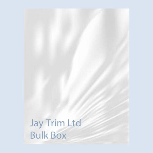 Clear Bags Slim Size Bulk Box (CBSLB)