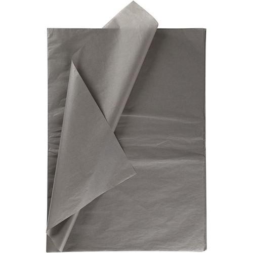 Tissue Paper 14g - 50x70cm - 25pcs - Grey (CC20815) Creativ