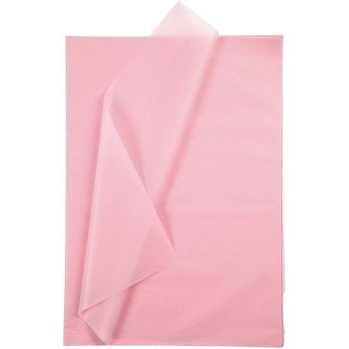 Tissue Paper 14g - 50x70cm - 25pcs - Light Pink (CC20864) Creativ