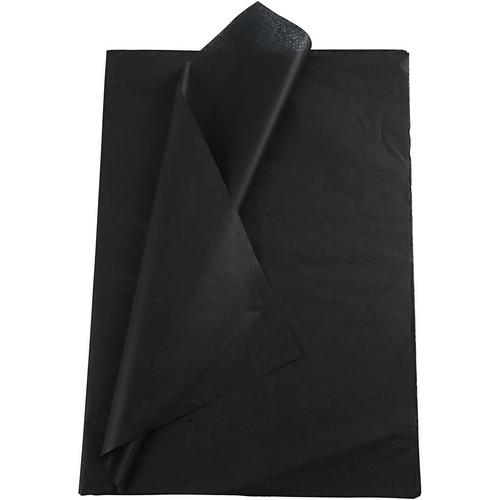 Tissue Paper 14g - 50x70cm - 25pcs - Black (CC20869) Creativ