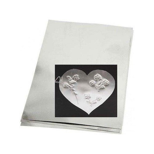 Stamping Foil A5 15x21cm x 10 pcs (CC22091)