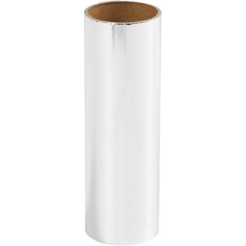 Deco Foil, W:15.5cm, Silver, 50cm (CC283560)