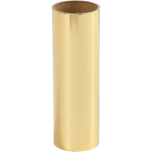 Deco Foil, W:15.5cm, Gold, 50cm (CC283561)