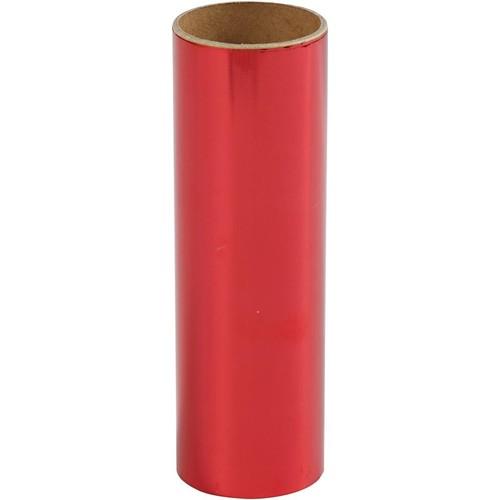 Deco Foil, W:15.5cm, Red, 50cm (CC283563)
