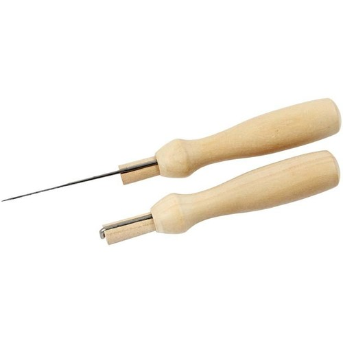 Creativ - 1 Set - Felting Needle Holder L: 9cm (CC41237)