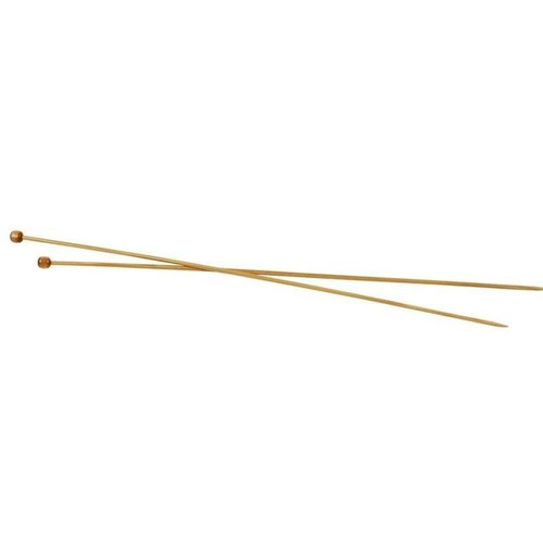 Bamboo Knitting Needles - 3.0mm