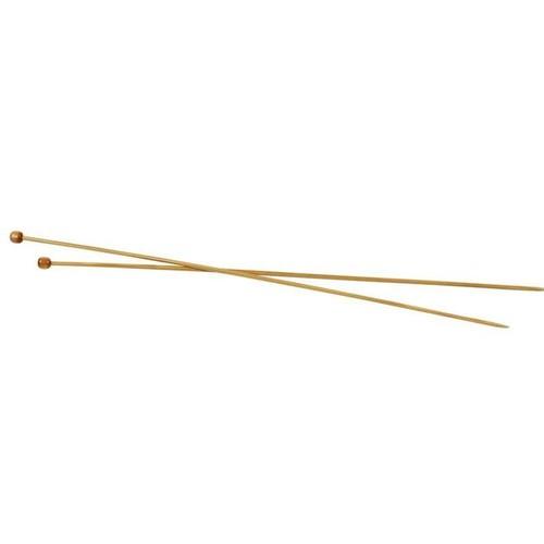Bamboo Knitting Needles - 3.0mm - Box