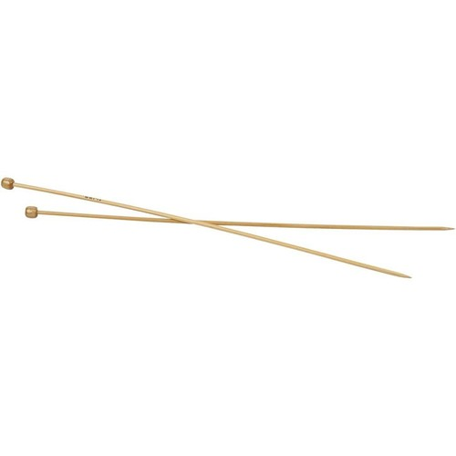 Bamboo Knitting Needles - 3.5mm