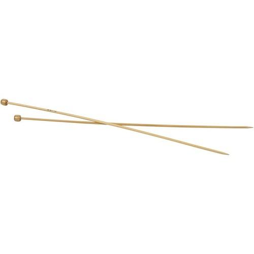 Bamboo Knitting Needles - 3.5mm - Box