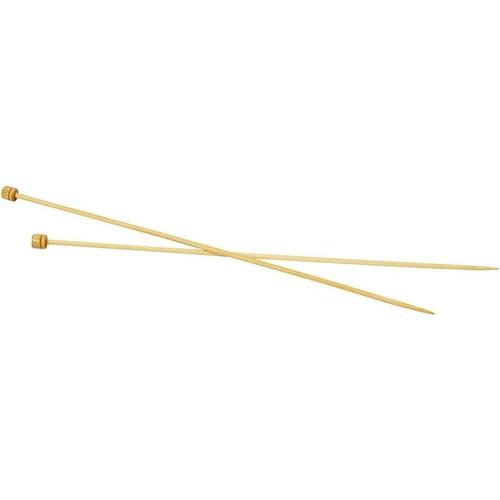 Bamboo Knitting Needles - 4.0mm