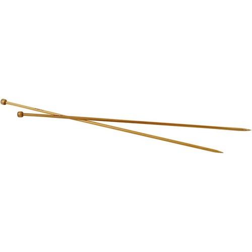 Bamboo Knitting Needles - 4.5mm - Box
