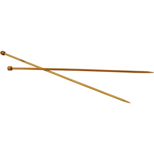 Bamboo Knitting Needles - 5.0mm - Box