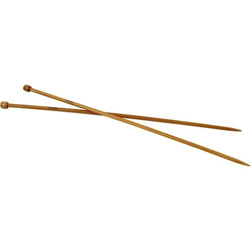 Bamboo Knitting Needles - 5.5mm - Box